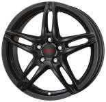 Alutec Poison Racing Black 8xR18 ET35 5*105 D56.6