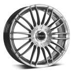 Borbet CW3 (Sterling Silver) 10.5xR21 ET35 5*120 D72.5