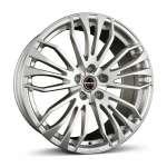 Borbet RB Sterling Silver 8xR18 ET45 5*114.3 D72.5