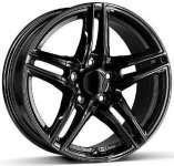 Borbet XRT Black Glossy 8.5xR19 ET30 5*112 D72.5